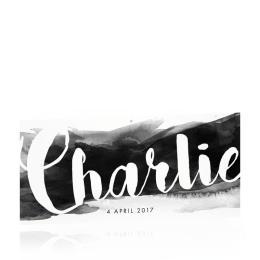 Kaartje Charlie
