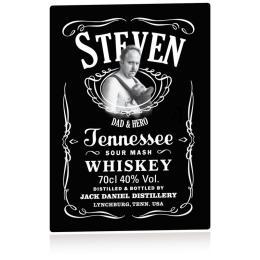 Whiskey etiket