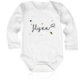 Geboorte rompertje Flynn