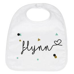 Geboorte slabbetje Flynn