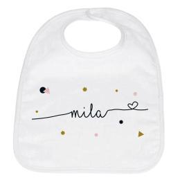 Geboorte slabbetje Mila