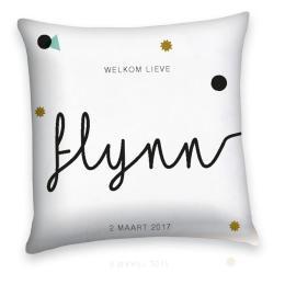 Geboortekussen Flynn
