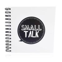 SmallTalk invulboekje