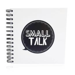 SmallTalk invulboekje Monochrome