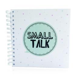 SmallTalk invulboekje Pastel